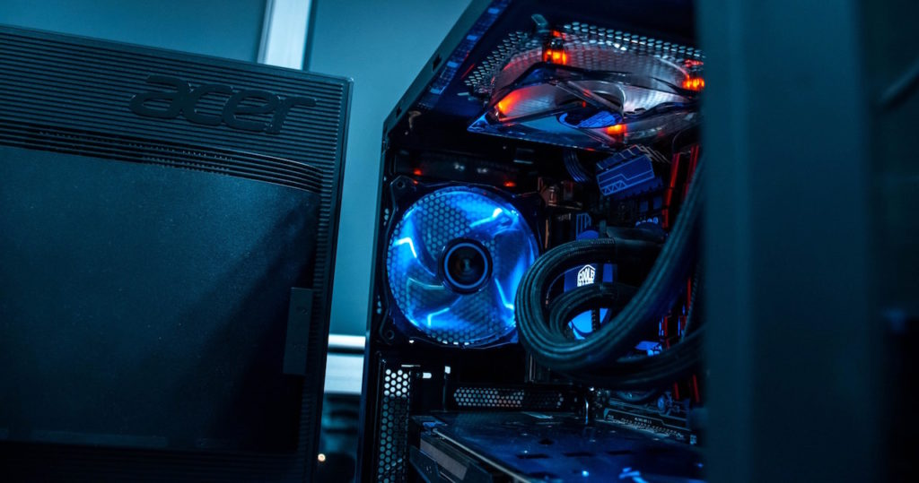 gaming PC parts list